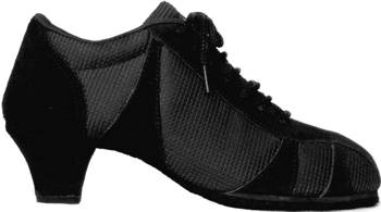 argentine tango shoe-Ladies Dance Sneakers by Fabio